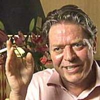 Robert Palmer er død