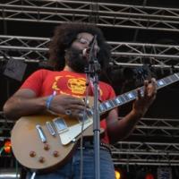 Svett funk, gnistrende gitarer og store smil