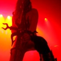 Joey Jordison turnerer med Satyricon