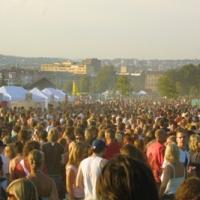 Dropper festivalstøtten til de store