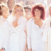 ABBA-Frida ville samarbeide med Robbie Williams
