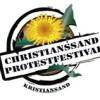 Protester i Kristiansand