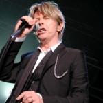 David Bowie, Quart 2002. Foto: Frode Jørum