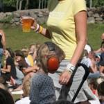 Vinn festivalpass til Slottsfjell Festival