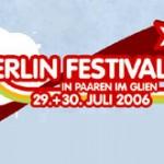 Andre forsøk for Berlins nye rockfestival