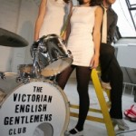 Bra Band På MySpace: The Victorian English Gentlemens Club