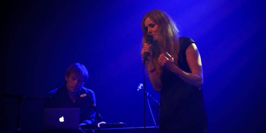 Kari Rueslåtten, Steinkjerfestivalen 2014, Foto: Inger-Anne Sundbø
