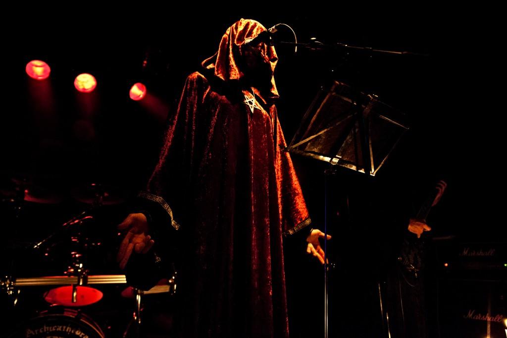 Dark Sonority, Brukbar / Blæst, 12. mars 2016, Laudata Nex Magicka part II, Foto: Fridtjof Johansen